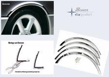 Schätz ® Edelstahl Radlaufleisten Chrom Mercedes C-Klasse W202 Limousine Blenden