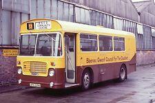 NATIONAL WELSH XPD129N 6x4 Quality Bus Photo