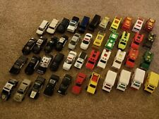 Lot 44 Diecast Cars Trucks Fire Police Rescue 1st Responder Hot Wheels Matchbox