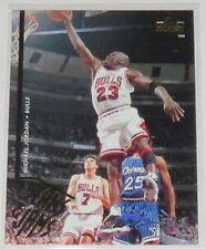 1995/96 Michael Jordan NBA Upper Deck Slams & Jams Electric Court Card #352 NM