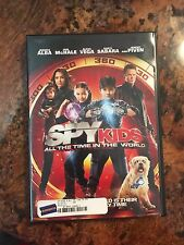 Spy Kids: All the Time in the World (DVD, 2011) Jessica Alba Jeremy Piven