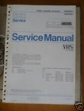 Service Manual Philips VR 6463 Video Recorder,ORIGINAL