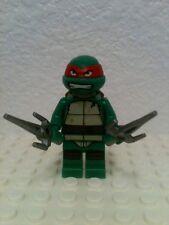 Lego Teenage Mutant Ninja Turtle Raphael mini-figure #79103