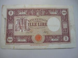 1000 LIRE 12 Luglio 1946