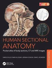 Human Sectional Anatomy : Pocket Atlas of Body Sections, CT and MRI Images,...