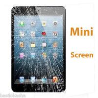 Apple iPad MinI 1 & 2 Blk/Wht Digitizer Glass Screen Replacement Repair Service