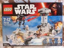 LEGO STAR WARS 75138: ATAQUE A HOTH - HOTH ATTACK - HAN SOLO