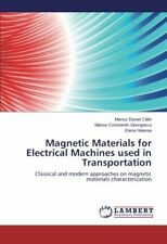 Magnetic Materials for Electrical Machines used in Transportation, Daniel,,