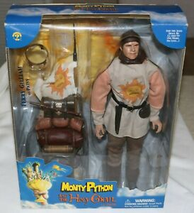 Sideshow Monty Python & The Holy Grail 12 Inch Patsy Figure Terry Gilliam Boxed