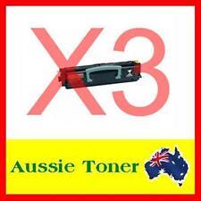 3 x Lexmark E250 E250D E250DN E250A11P Toner Cartridge