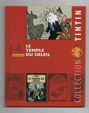 Collection Tintin Moulinsart Hachette 2010. n°4 Le Temple du Soleil. NEUF