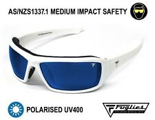 Fuglies PP18 Safety Sunglasses - ASNZS1337 Polarised Tinted Safety Glasses