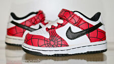 Sample Nike Air Dunk spiderman Jordan vintage rare sz 5c t 21 Infant paris xi I