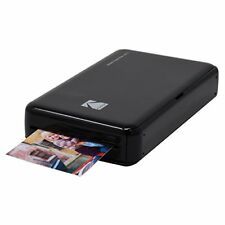 Kodak Mini 2 HD Wireless Mobile Instant Photo Printer Patented Printing (Black)