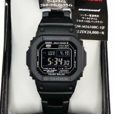 Casio G-Shock Tough Solar GW-M5610BC-1JF reloj Jap?n Color negro ES*3
