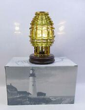 Harbour Lights Fresnel Lens - 2002 - 4th Order - #658 -w/Box(Blj)