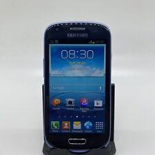 Samsung Galaxy S3 Mini GT-I8190 Cellular One 8GB Blue