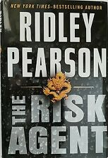 The Risk Agent by Ridley Pearson 2012, Hardcover, New