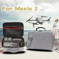 For DJI Mavic 2 PRO /ZOOM Shoulder Bag Carry Body Remote Control Batteries Case