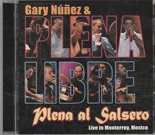Plena Libre - Plena Al Salsero Live in Monterrey - Rare New CD - 1217