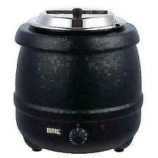 Buffalo L715 Soup Kettle 10L - Black
