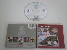 THE CARS/HEARTBEAT CITY(ELEKTRA 7559-60296-2) CD ALBUM