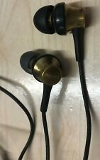 Sony MDR-EX650AP Stereo Headphones Earphones In-Ear Brass - Refurbished Boxed