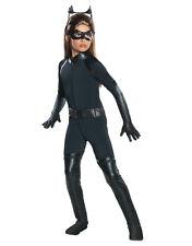 """CAVALIERE Oscuro Sorge Per Bambini Costume Catwoman S2, piccolo, età 3 - 4, altezza 3' 8"""""""