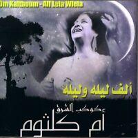 Oum Kolthoum (Artist) -  Alf Leila Wei Leila    CD Arabic Music    19