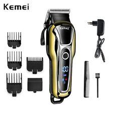 Kemei KM-1990 Professional Hair Trimmer Clipper Home Hair Cutting Shaver