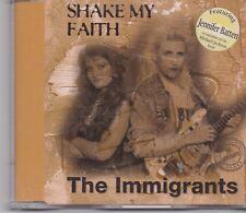 The Immigrants-Shake My Faith cd maxi single
