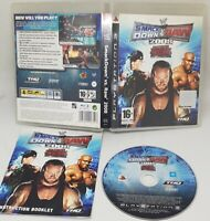 WWE Smackdown Vs Raw 2008 PS3 Playstation 3 FAST FREE UK POSTAGE VGC