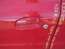 2004 Kia Rio 5 Door LHF Outer Door Handle S/N# V7025 BK1485