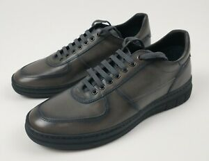To Boot New York Grey Lace Up Shoes Vibram Sole Size 9 - 011601 New Without Box