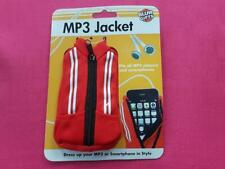 Bluw Gifts MP3 Player and Smartphone Jacket Style with Headphone Storage (GR1)