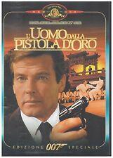 DVD 488 L'UOMO DALLA PISTOLA D'ORO  ROGER MOORE