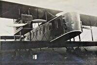 "ORIGINAL - WORLDS FIRST "" AIRLINER "" LAWSON L-2 AIRLINER c1918-22 PHOTO - SHARP!"