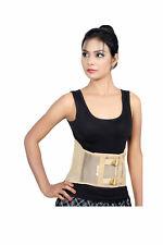 Lower Back Support Belt Brace Lumbar Waist Adjustable Strap Neoprene Sciatica UK