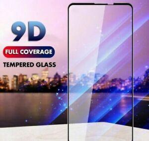 For Xiaomi Redmi Note 8 9 S Pro Mi 8 9D Tempered Glass 9H Screen Protector Cover