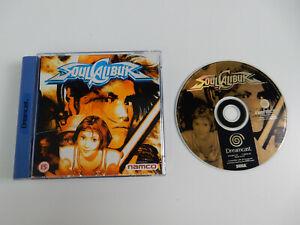 Soul Calibur für Sega Dreamcast - PAL - in OVP