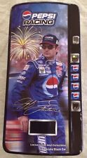 PEPSI VENDING MACHINE TIN BOX #24 JEFF GORDON RACING CAR 2002 MONTE CARLO New