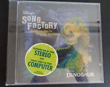 Disney's Song Factory: Dinosaur by Disney (CD, May-2000, Disney) NEW Free Ship
