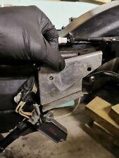 Yamaha XJ600 Pre DIVERSION regulator / rectifier hold plate
