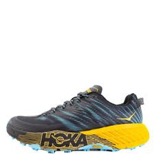 Hoka One One Speedgoat 4 Women's Running Shoes Black Trail Run Shoe 1106527-ASAT