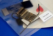 Lemon RX Feather Light 2.4GHz Receiver End Pin 6-Ch DSM2™ Compatible NEW US sell