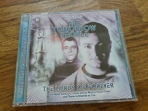 The Tomorrow People The Lords of Forever Big Finish Audiobook Full Cast Audio