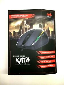 Gaming mouse Wired Optical Programmable-SUMVISION KATA