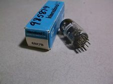 International 6BK7B Vintage Servicemaster Vacuum Tube *FREE SHIPPING*