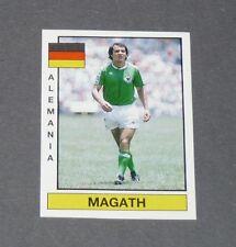 369 MEXICO 86 MAGATH BRD RFA HSV PANINI LIGA FUTBOL 87 ESPANA 1986-1987 FOOTBALL