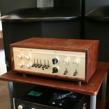 LUXMAN CL-35 II Stereo Vacuum Preamplifier USED JAPAN serviced by LUXMAN vintage